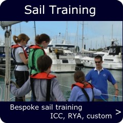 Bespoke Sail Training